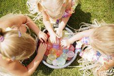 Detská párty / Kids summer party - how to organize