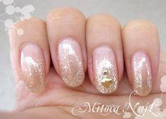 Nail polish gradient