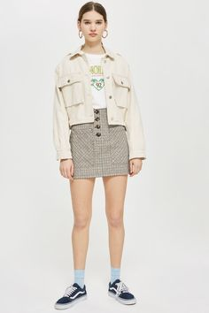 http://www.topshop.com/en/tsuk/product/new-in-this-week-2169932/new-in-fashion-6367514/textured-checked-button-skirt-7480203?bi=0