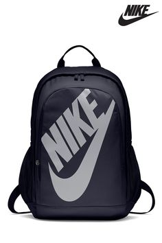 8a6258bafcf4 Boys Nike Navy Hayward Futura Backpack - Blue