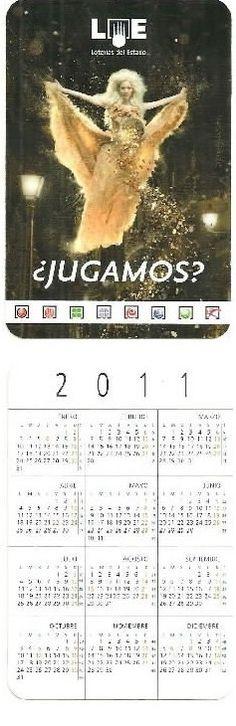 Calendario 2011 Espana.Las 103 Mejores Imagenes De Calendarios Y Almanaques Coleccion En