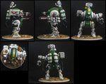 Mentor Legion Dreadnaught by *eal555 on deviantART