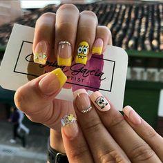 Hair Beauty, Make Up, Nail Art, Glamour, Nails, Colorful Nails, Pretty Nails, Pretty Gel Nails, Short Nails Art