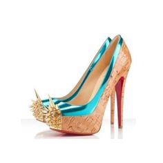 Christian Louboutin replica Asteroid 160mm Pumps Turquoise.Please click picture to buy and get more detail.