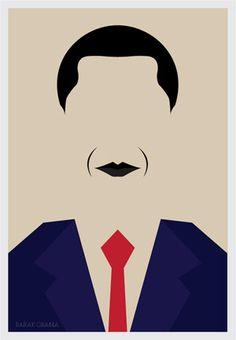 Simple Public Figures - Obama