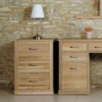 Baumhaus Mobel Oak Printer Cupboard