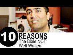 10 Reasons The Bible Isn't a Well-Written Book