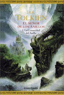 Mil Libros: El Señor de los Anillos. La Comunidad del Anillo, de J.R.R. Tolkien
