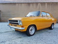 Opel Kadett B Limousine von 1971