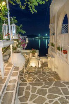Molos Seaside Cafe Bar, Néos Marmarás, Halkidhiki, Greece
