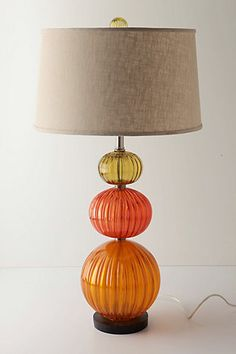 Stunning Retro Lamp -- Don't know why I love this so.