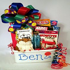 10 Innovative Children's Party Gift Ideas