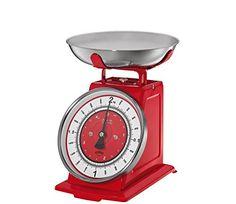 Kuchenprofi 'Nostalgia' Retro Vintage Kitchen Scales Red Kuchenprofi http://www.amazon.com/dp/B00U8LZZ24/ref=cm_sw_r_pi_dp_hgNywb1Y6PRQH