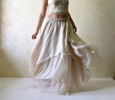 Wedding skirt by LoreTree