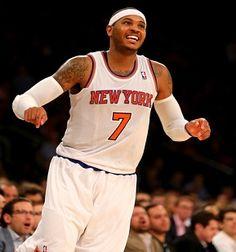 Carmelo Anthony y sus 44 puntos no evitan derrota de los Knicks | NOTICIAS AL TIEMPO