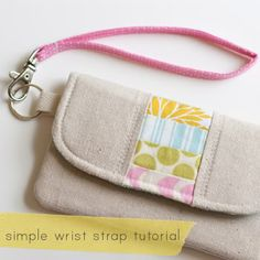 {lbg studio}: 13 Tutorials!  Make your own organizer wallet, crayon tote, camera strap and more.