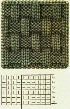 Strickmuster - You are in the right place about Knitting Pattern for kids Here we offer you the most beautiful pictures about the Knitting Pattern vest you are looking for. Baby Knitting Patterns, Knitting Stiches, Knitting Charts, Knitting Designs, Free Knitting, Knitting Projects, Crochet Stitches, Beginner Knitting, Knitting Tutorials