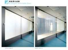 Switchable Film for Privacy Glass