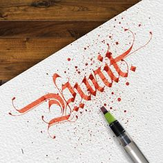 "Greeting""Punit""✍ #lalitmourya207 #calligraphymasters #calligraphy #calligraffiti #calligraphyisalive #goodtype #thedailytype #typegang #typographyinspired #handmadefont #handtype #loveletters #calligrafia #gothic #gothiccalligraphy #pillotparallelpen #parallelpen #customtype #customfonts #customfont #customlettering #customtypography #creativeminds #creativefonts #creativefont #creativelettering #3dlettering #3dfonts #3dtypography #3dtype"
