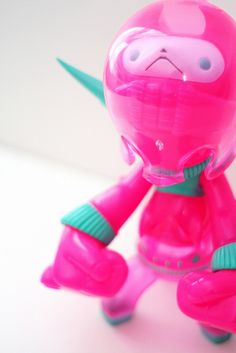 Sweet Monster Fulcraim by Kaijin by Emily Bee ♥ Follow The White Rabbit, via Flickr
