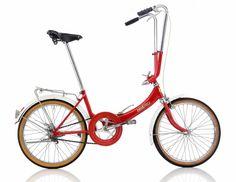 Katakura Silk Porta Cycle folding bike