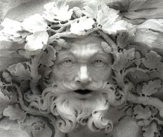 Green Man by Angry Penguin, via Flickr