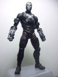 Crossbones Civil War (Marvel Legends) Custom Action Figure