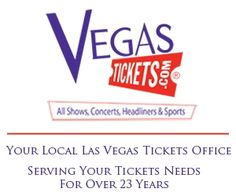 VegasTickets is a Local Las Vegas Ticket Broker with an office located just off the World Famous Strip. We sell tickets to All Headliners, Sporting Events, Concerts, and Shows featured in Las Vegas. $0.00 USD