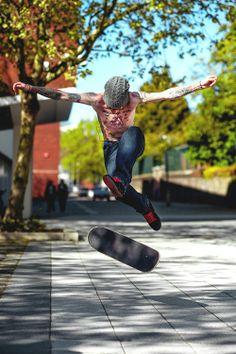 skate flip 360