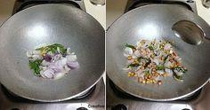 Capsicum rice recipes- easy rice varieties- Lunch box recipes