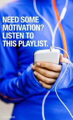 Get off the couch and hit the gym with this playlist.