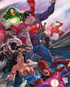 Buy Justice League Vol. 4 Endless (Rebirth) by Bryan Hitch at Mighty Ape NZ. Author Bryan Hitch brings the latest installment of the larger than life adventures of the The World's Greatest Super-Heroes in JUSTICE LEAGUE VOL. Marvel Comics, Hq Marvel, Arte Dc Comics, Character Drawing, Comic Character, Aquaman, Young Justice, Justice League, Comic Books Art