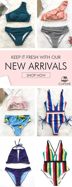 Check out what's new! Find all of this summer's hottest styles in girls New Arrivals and get them before everyone else. Keep it fresh with our new arrivals! Free shipping! Shop now~