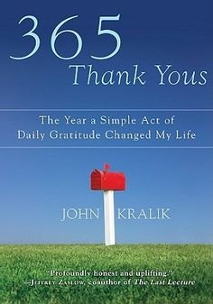 a life changer. Read it in a day or two, but it totally changed the way I think about my life and those in it. Recommended for everyone. It's only $2.99 on the Kindle. Great seasonal book or gift.   The writing was good and it was an interesting story to follow. I liked how the author kept it from being hoakey but the message was unmistakable because of his example. Clean and inspirational. Just keep thinking and talking about it.