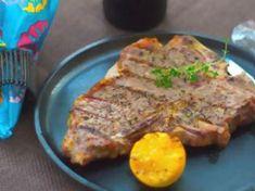 Φωτογραφία για Η συνταγή της ημέρας: Λεμονάτες μπριζόλες κατσαρόλας Steak, Pork, Pork Roulade, Pigs, Steaks