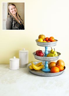 20-Minute Craft: DIY Tiered Tray - WomansDay.com