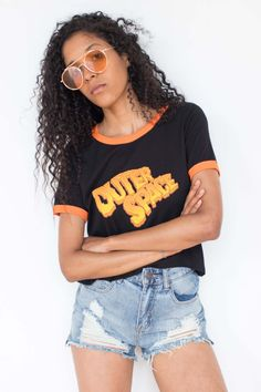 dfe0cc87c13 We raided the men s section online! These tees have a great retro ...