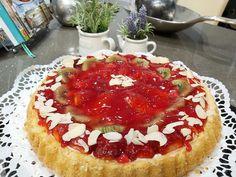 Greek Cooking, Fruit Pie, No Bake Cake, Baking, Desserts, Recipes, Food, Tarts, Tailgate Desserts