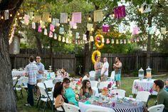 Sparkling 30th Birthday Party