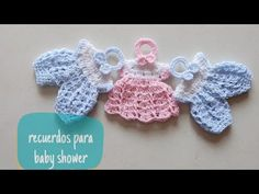 Recuerdos para baby shower, muy fácil y rápido, para niña o niño. - YouTube