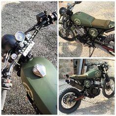 scrambler military motorcycle - Pesquisa Google
