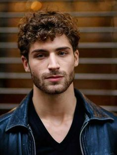 Haircuts for Men with Curly Hair You Have to See   Curly Men Hairstyles