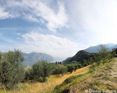 Let's finish the trip to Italy Canon Lens @ Some photos stitched covering about Garda Italy, Photo Stitch, Italy Travel, Mountains, Places, Amazing, Italy Destinations, Bergen, Lugares
