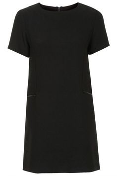 Day-to-day dressing is that much easier when you have a handful of staples you can wear for any and every occasion. Shop 10 wardrobe essentials for every closet. Black Work Dresses, Nice Dresses, Women's Summer Fashion, Capsule Wardrobe, Work Wear, What To Wear, Topshop, Short Sleeve Dresses, My Style