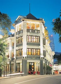 The Scarlet - Singapore, Singapore - 80 Rooms - Hästens Beds http://www.hastensnortherncalifornia.com/