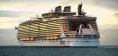 The #AllureoftheSeas Features All a Cruise Ship Needs #RoyalCaribbean