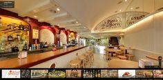 Visita virtual del establecimiento para colocar en Google Street View y en Google Maps en la ficha del cliente para poder visitar el establecimiento de forma virtual mediante fotos 360.     + información