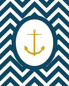 Nautical Anchor