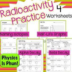 Half life and radioactive hookup mastering physics