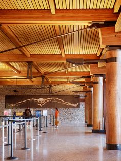 With Gensler as Design Architect and Architect of Record, and Carney Logan Burke Architects as the Associate Architect, this project entailed an approximately 110,000-square foot two-phase expansion and renovation of the existing Jackson Hole Airport in Grand Teton National Park. For the renovation component of the program, the old airport was transformed from a clustered [ Read More ]